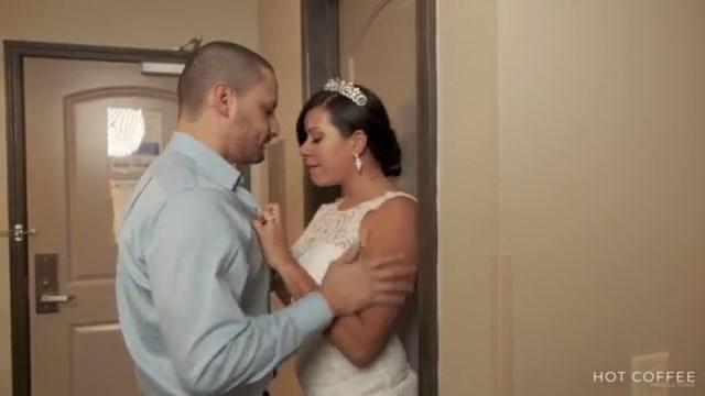 عريس وعروسة تصوير ليلة الدخلة من البداية للنهاية