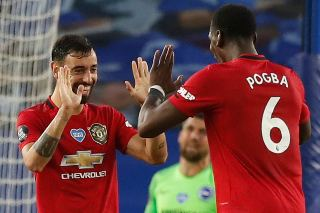 Pogba finally speaks on playing with Bruno Fernandes