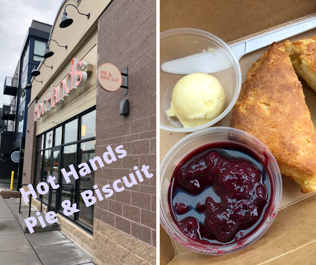 Hot Hands Pie & Biscuit in St. Paul, Minnesota Delights Taste Buds with Pure Food Magic