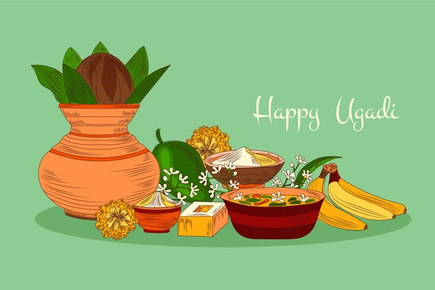 Happy Ugadi 2021 - Yugadi Best Wishes And Greetings Share With Your Friends And Family