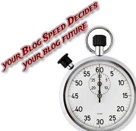 blog loading time