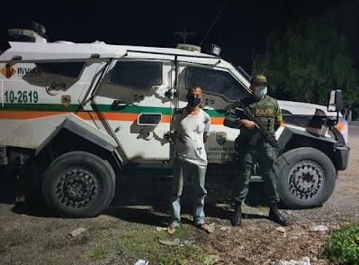 hoyennoticia.com, En el sur del Cesar capturan hombre buscado en Ibague