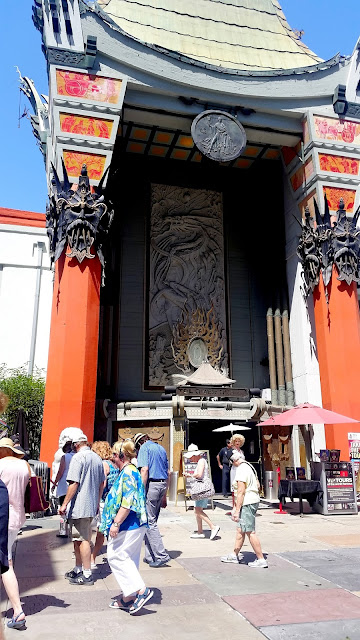 los angeles chinese theatre