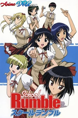 School Rumble (05/26) [Cast/Jap] [DVDrip 576p]