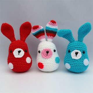 Bunny Fluff - Free Pattern