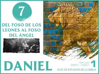 Escuela Sabática Adultos 1er trimestre 2020 Daniel
