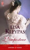 http://lachroniquedespassions.blogspot.fr/2014/07/limposteur-lisa-kleypas.html