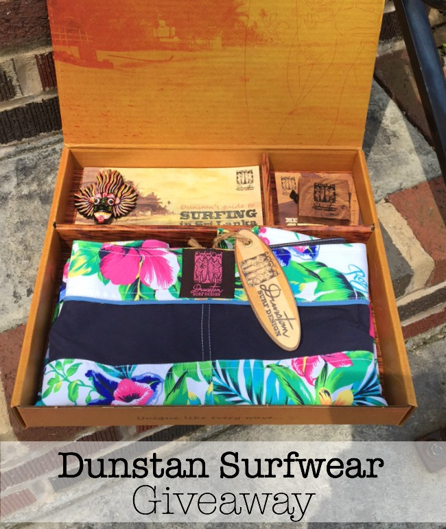 Dunstan Surfwear Custom Board Shorts
