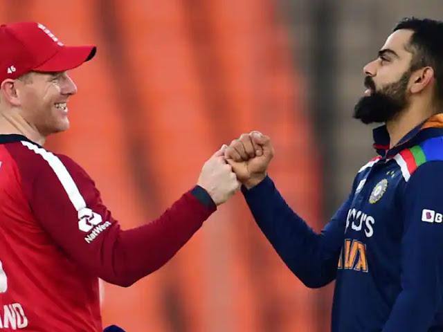 india vs england odi match today