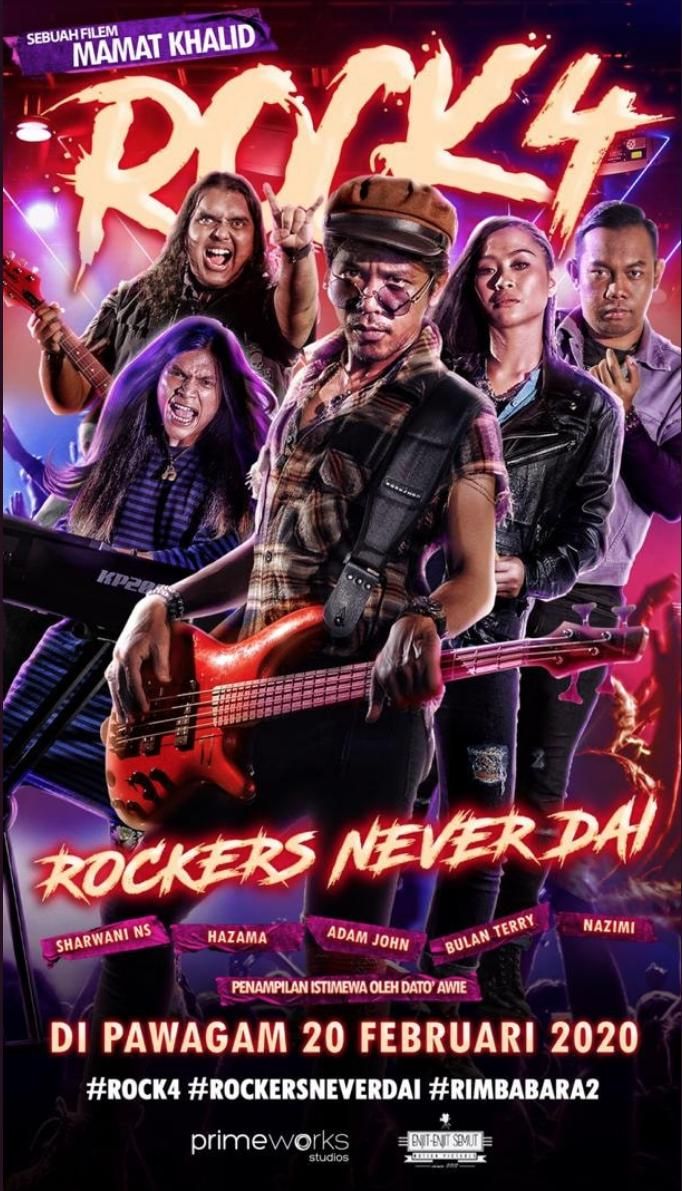 Rock 4: Rockers Never Dai (2020) Full Movie