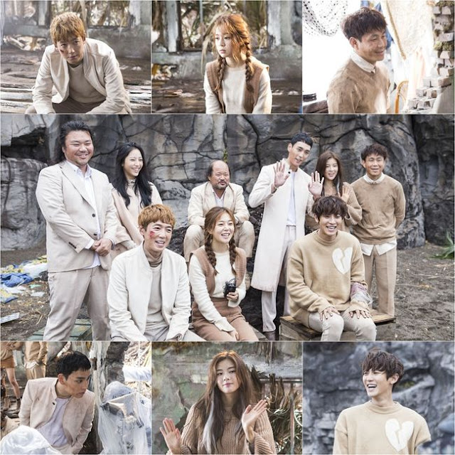 MBC新劇《Missing9》 公開主要演員們新劇照