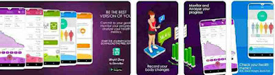 Weight Diary – Weight Loss Tracker, BMI, Body Fat