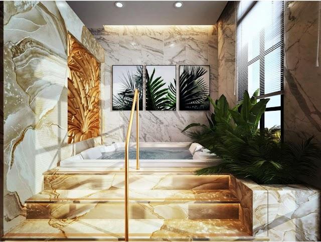 Nội thất tại dự án Sunshine Ks Finance Empire và Heritage Resort Hà Nội: Khi đẳng cấp thượng lưu được nâng tầm nghệ thuật