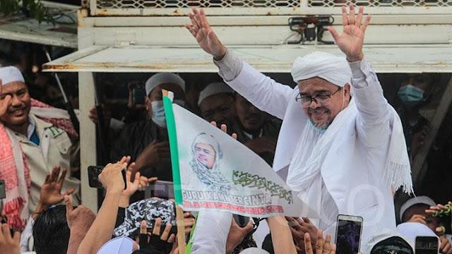 PA 212 Yakin Habib Rizieq Tetap Punya Pengaruh Kuat di Pilpres 2024 Meski Sedang Ditahan
