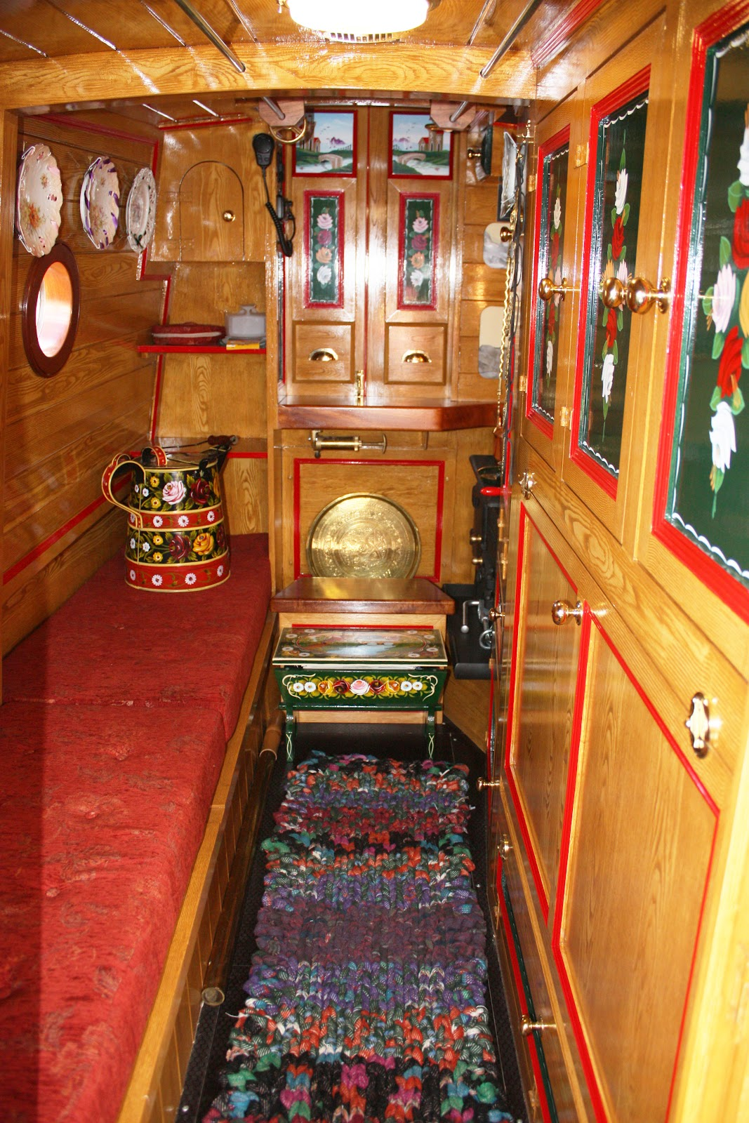 The Engine Room From Way Back: Build Diary Of Narrowboat Ecky Thump