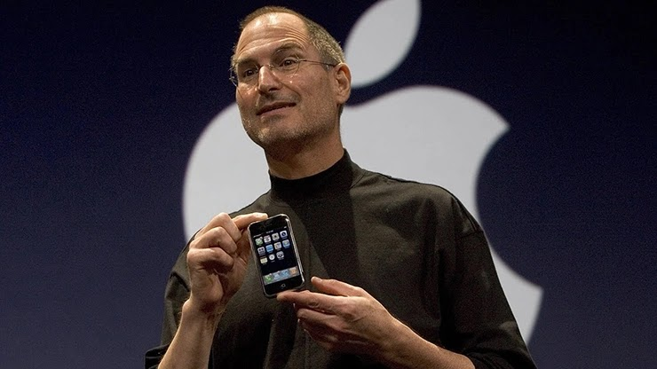 Про компанию Apple