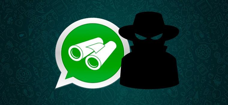 تجسس على WhatsApp