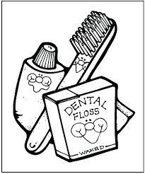 Dental Coloring Pages- Free coloring book - Coloring Page
