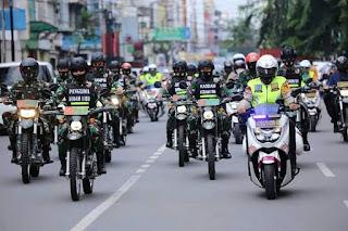 Patroli skala besar
