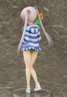 "Suzukaze Aoba Swimsuit style ver. 1/8 de ""New Game!""- Aquamarine"