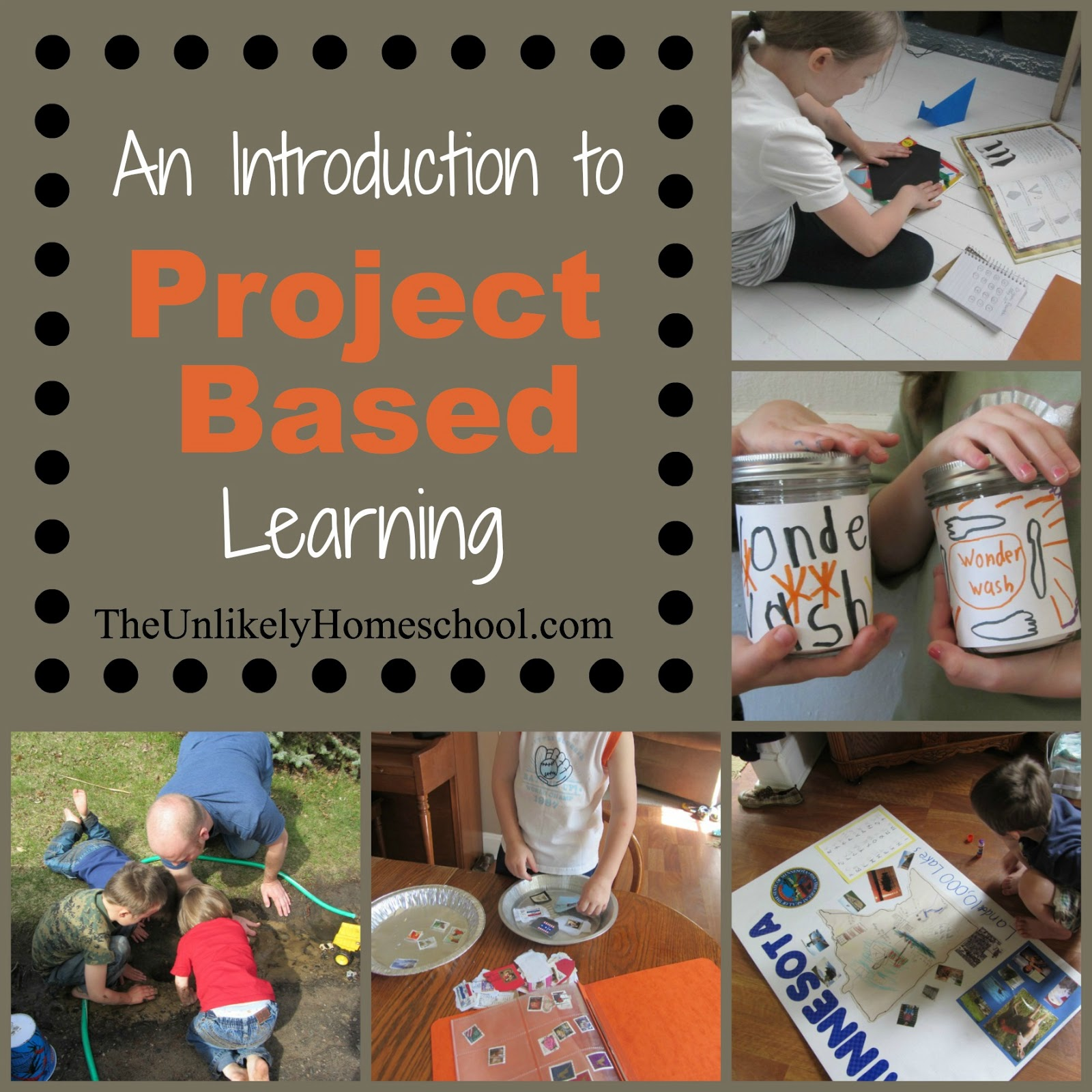 Stem Project Based Learning For Homeschool High School: The Unlikely Homeschool: An Introduction To Independent