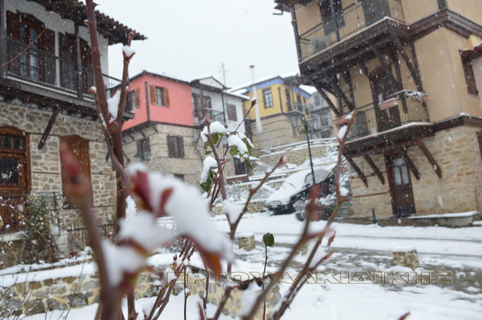 Ζηνοβία: Ψυχρή εισβολή θα προκαλέσει κακοκαιρία με αμιγώς χειμερινά χαρακτηριστικά από το Σάββατο 28/12