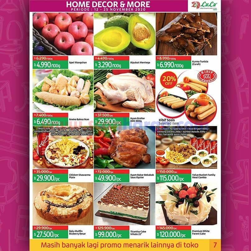 Katalog Promo LULU Supermarket 12 - 25 November 2020 7