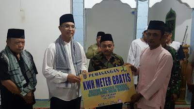 Bupati Musi Rawas Gelar Safari Ramadhan Di Masjid Al-Hidayah