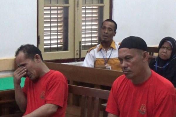 Tak Terima Divonis Mati Junaidi Saya Kutuk Dunia Akhirat Kau Jaksa