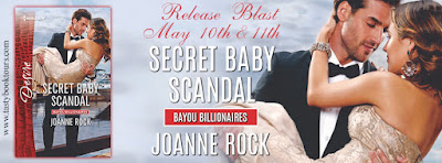 Secret Baby Scandal Release Day Blast!