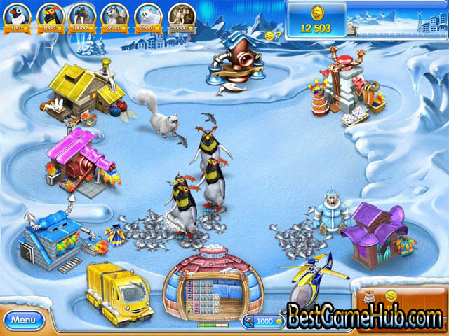 Farm Frenzy 3 Ice Age Torrent Game Free Download