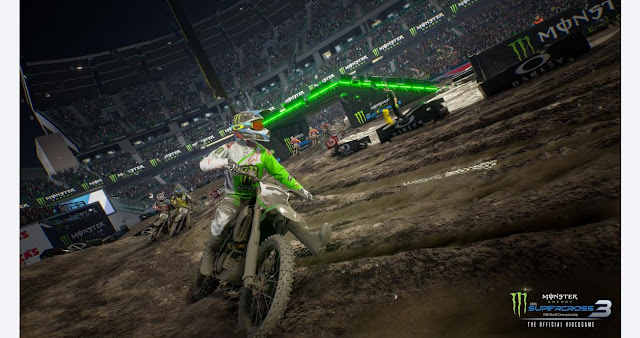 DISCOVER THE NEW PHYSICS OF MONSTER ENERGY SUPERCROSS – THE OFFICIAL VIDEOGAME 3