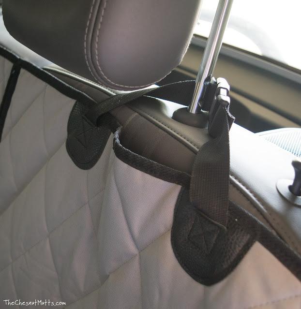 4Knines car seat headrest straps