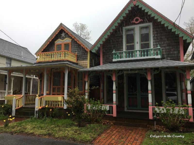 Oak Bluffs Cottages