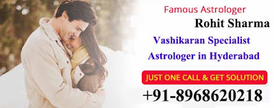 How can get love solution in Hyderabad