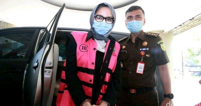Jaksa Pinangki Mendadak Berkerudung, Ustadz Hilmi Firdausi: Prihatin, Agama Sekedar Dijadikan Topeng