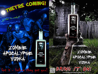 Zombie Apocalypse Vodka