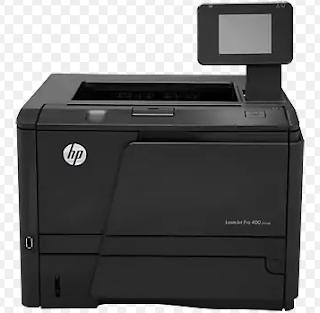 Descargue el controlador y el software de la impresora HP Laserjet Pro 400 M401dne gratis para Windows 10, Windows 8, Windows 7 y Mac