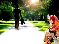 Dilanda Penyakit Cinta (Al-'Isyq) Seperti Ditolak, Patah Hati dan Galau? Inilah Cara Mengobatinya