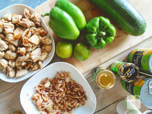 tajski obiad przepis