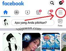 Cara Hapus Foto Profil FB di HP Android