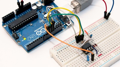 Learn to Build Advanced Embedded Systems using Arduino