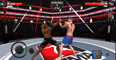 لعبة MMA Fighting Clash