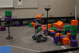 Montgomery Catholic Robotics Teams Qualify for State Competition 2