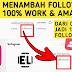 Cara Menambah Followers Instagram Gratis dan Aman Terbaru 2021 (Tanpa Password)