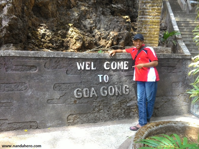 goa gong pacitan regency east java