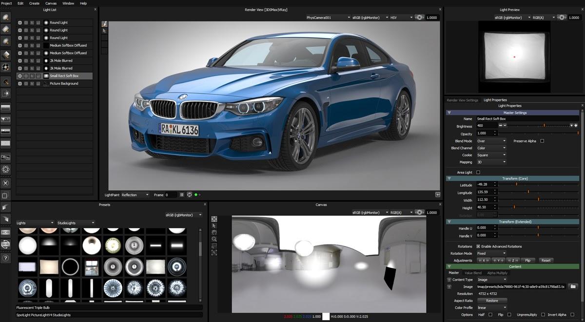 تحميل برنامج HDR Light Studio Tungsten 6.4.0 النسخة الكاملة