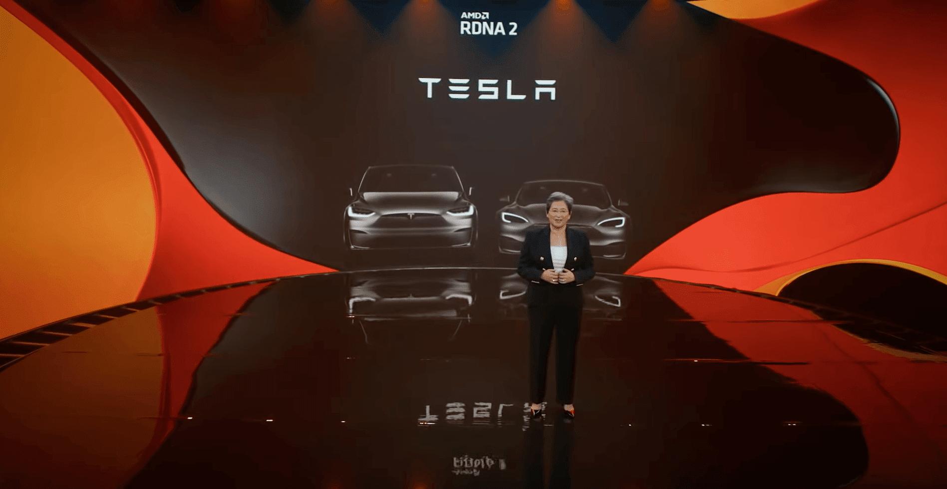Tesla amd