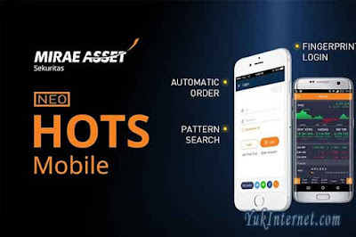 host mobile mirae asset