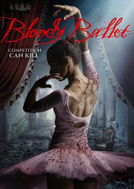 Bloody Ballet poster